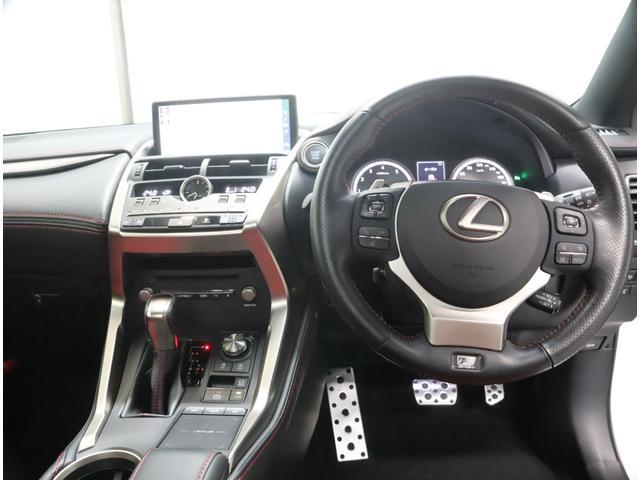NX300 Fスポーツ 認定中古車 LSS+ パノラマルーフ AWD パノラミックビューモニターヘッドアップディスプレイ ブラインドスポットモニター パーキングサポートブレーキ(5枚目)