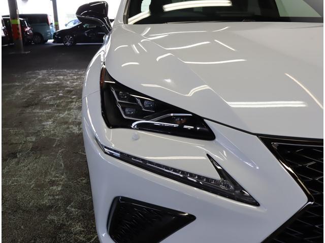 NX300 Fスポーツ 認定中古車 三眼フルLEDヘッドランプ アダプティブハイビームシステム ブラインドスポットモニター パーキングサポートブレーキ ムーンルーフ(19枚目)