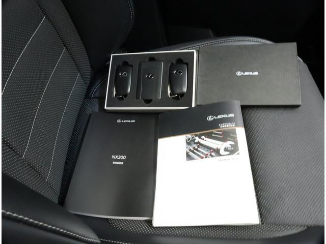 NX300 Fスポーツ 認定中古車 三眼フルLEDヘッドランプ アダプティブハイビームシステム ブラインドスポットモニター パーキングサポートブレーキ ムーンルーフ(22枚目)