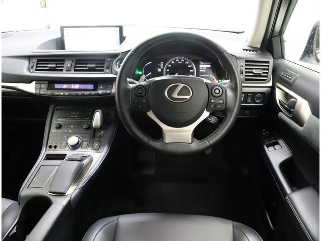 CT200h バージョンC 純正ドライブレコーダー プリクラッシュセーフティシステム レーンディパーチャアラート オートマチックハイビーム レーダークルーズ シートヒーター(7枚目)