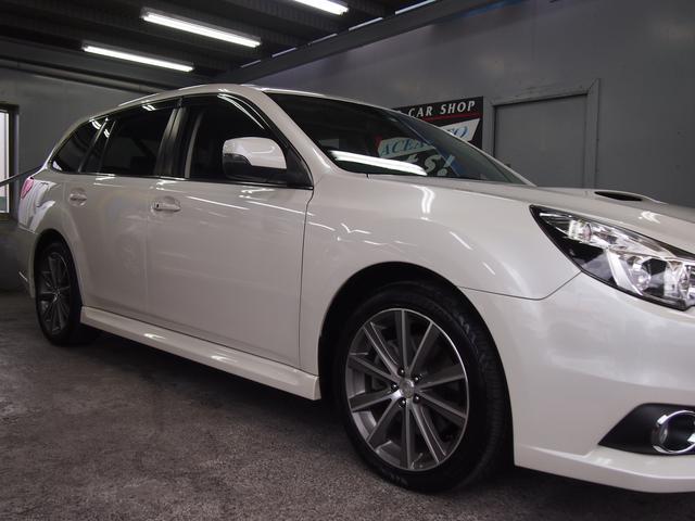スバル レガシィツーリングワゴン 2.0GT DIT ワンオーナー買取車 300ps 2年保証