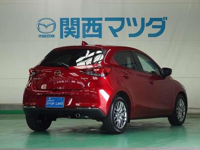 「マツダ」「MAZDA2」「コンパクトカー」「大阪府」の中古車2