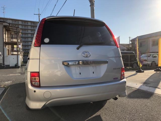 「トヨタ」「アイシス」「ミニバン・ワンボックス」「大阪府」の中古車6