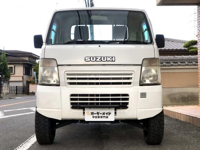 KCエアコン・パワステ リフトアップ カスタム アゲトラ 5MT キャンピングカーベース DIY 軽トラカスタム(11枚目)
