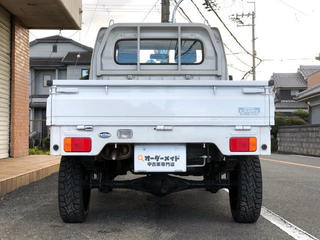 KCエアコン・パワステ リフトアップ カスタム アゲトラ 5MT キャンピングカーベース DIY 軽トラカスタム(12枚目)