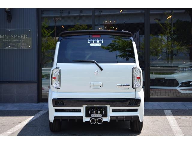 G ZEUS新車カスタムコンプリート ローダウン(6枚目)