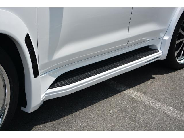 LX570 ZEUS新車カスタムコンプリート ローダウン(5枚目)