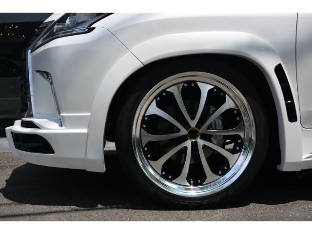 LX570 ZEUS新車カスタムコンプリート ローダウン(7枚目)