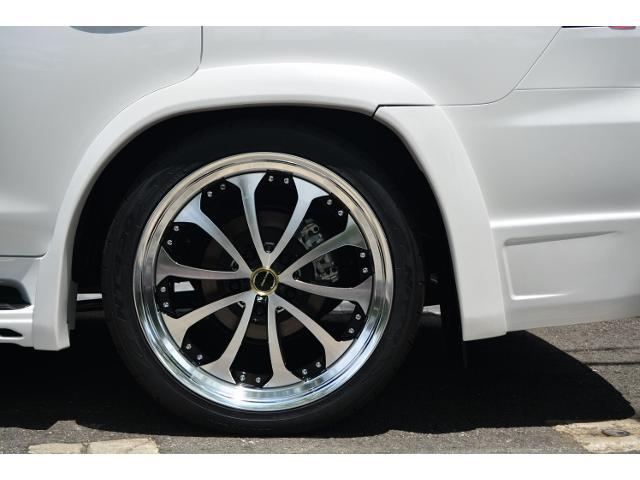 LX570 ZEUS新車カスタムコンプリート ローダウン(8枚目)