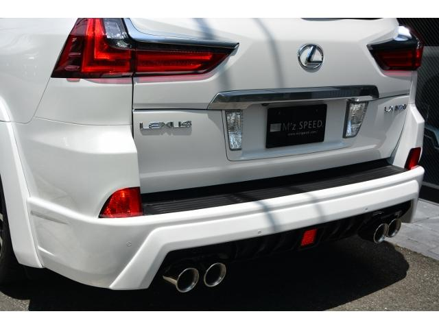 LX570 ZEUS新車カスタムコンプリート ローダウン(10枚目)