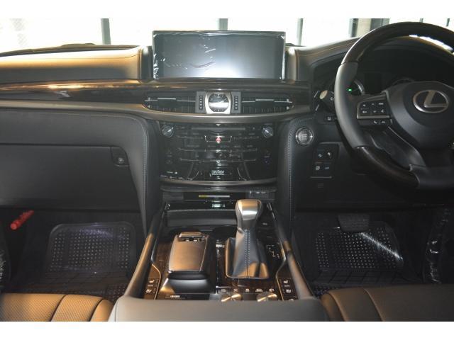 LX570 ZEUS新車カスタムコンプリート ローダウン(13枚目)