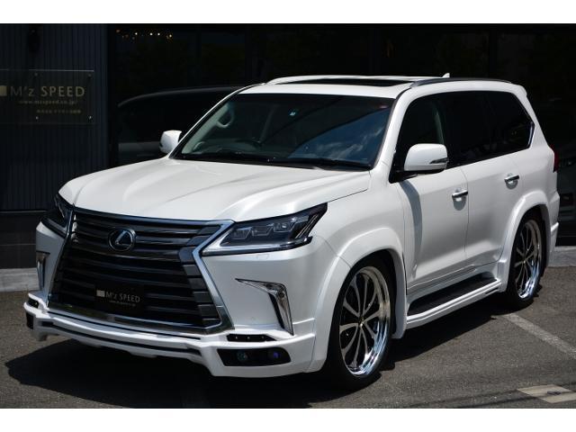 「レクサス」「LX」「SUV・クロカン」「兵庫県」の中古車28