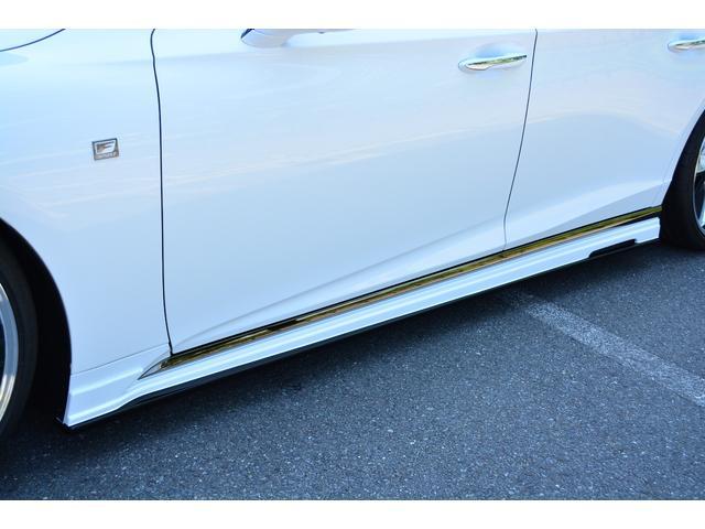 LS500 Fスポーツ ZEUS新車カスタムコンプリート(5枚目)