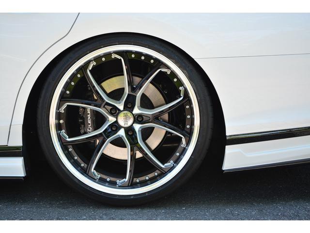 LS500 Fスポーツ ZEUS新車カスタムコンプリート(8枚目)