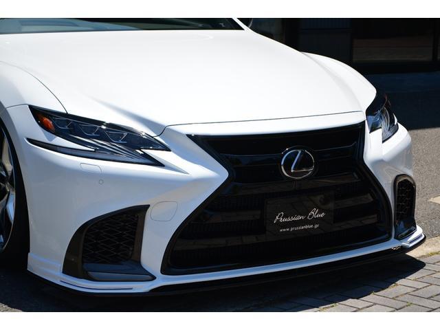 LS500 Fスポーツ ZEUS新車カスタムコンプリート(11枚目)