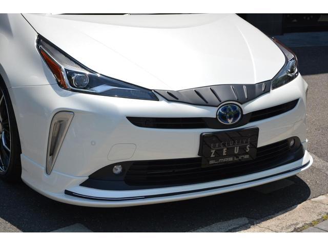 A ZEUS新車カスタムコンプリートカー!エアロ(3点)・Rウィング・グリル・車高調・19インチ・マフラー・LEDアクセサリー・アルパインナビ・ETC・カメラ。LEDフォグ・ナビレディー・ムーンルーフ付。(12枚目)