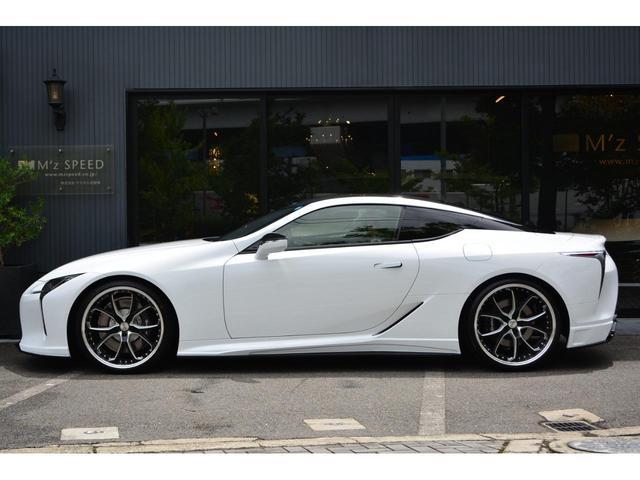 LC500Sパッケージ ZEUS新車カスタムコンプリートカー(4枚目)