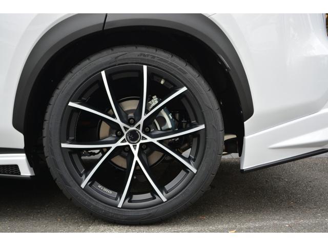 NX300 Fスポーツ ZEUS新車カスタムコンプリートカ-(8枚目)