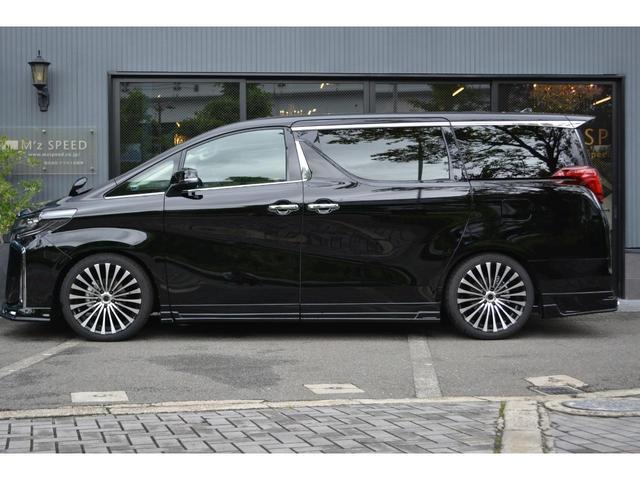 3.5SC ZEUS新車カスタムコンプリートカー!エアロ(F/S/R)・4本出マフラー・ダウンサス・20インチAW・9型ディスプレイ・ETC・バックカメラ。(4枚目)