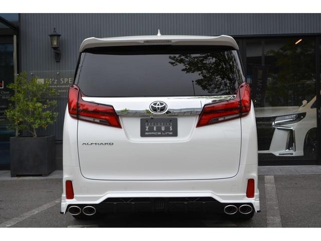 2.5S 7人乗 ZEUS新車カスタムコンプリートカー(7枚目)