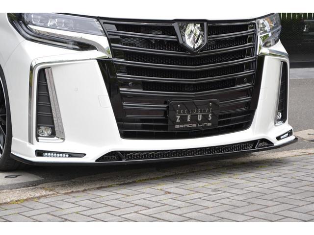 2.5S 7人乗 ZEUS新車カスタムコンプリートカー(13枚目)
