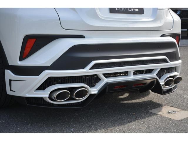 S ZEUS新車カスタムコンプリートカー!エアロ(F/S/R)・デイライトガーニッシュ・フロントグリルガーニッシュ・リアゲートウィング・LEDバックフォグランプ・車高調・4本出マフラー・20インチAW。(16枚目)