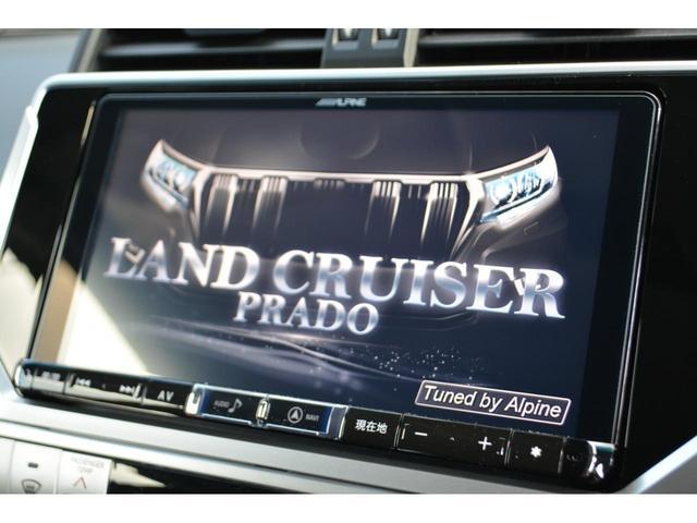 TX Lパッケージ ディーゼル7人乗 ZEUS新車カスタムコンプリートカー!エアロ(F/S/R)・ダウンサス・22インチAW・アルパインナビ・ETCバックカメラ。クリアランスソナー付。(14枚目)