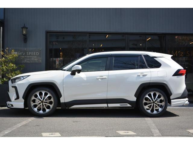 X ZEUS新車カスタムコンプリートカー!エアロ(F/S/R)・フロントグリル・4本出マフラー・ダウンサス・20インチAW・アルパイン9型ナビ・ETC。ムーンルーフ・バックカメラ+BSM付。(4枚目)