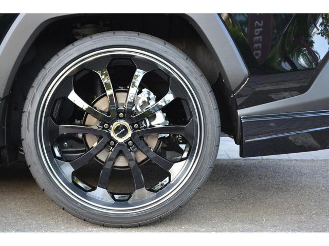 X ZEUS新車カスタムコンプリートカー!エアロ(F/S/R)・フロントグリル・4本出マフラー・車高調・22インチAW・アルパイン9型ナビ・ETC。バックカメラ+BSM付。(10枚目)