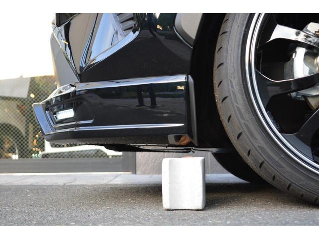 X ZEUS新車カスタムコンプリートカー!エアロ(F/S/R)・フロントグリル・4本出マフラー・車高調・22インチAW・アルパイン9型ナビ・ETC。バックカメラ+BSM付。(11枚目)