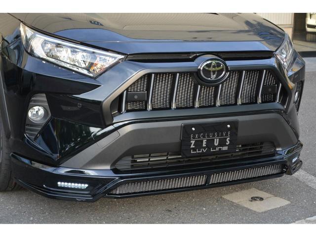 X ZEUS新車カスタムコンプリートカー!エアロ(F/S/R)・フロントグリル・4本出マフラー・車高調・22インチAW・アルパイン9型ナビ・ETC。バックカメラ+BSM付。(13枚目)