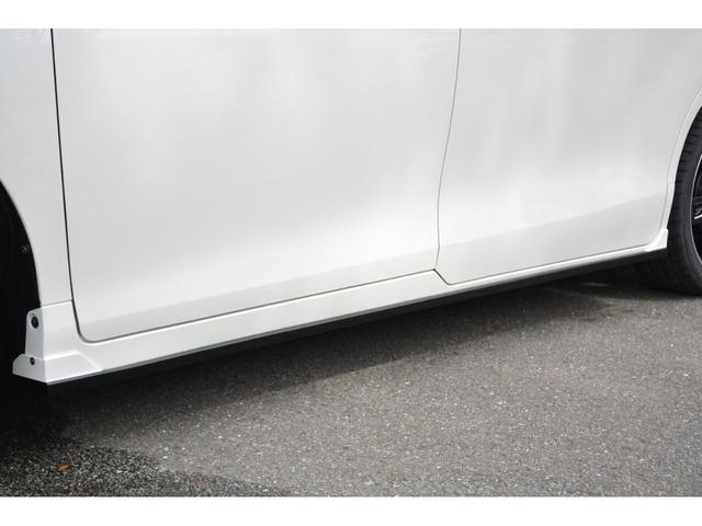 Gi プレミアムパッケージ ブラックテーラード ZEUS新車カスタムコンプリートカー・エアロ・F/S/R・グリル・FT・ダウンサス・18インチAW・マフラー・モデリスタ製リアスポイラー・カロッツェリアナビ・ETC・バックカメラ(8枚目)