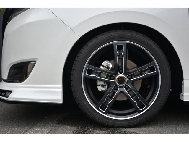 Gi プレミアムパッケージ ブラックテーラード ZEUS新車カスタムコンプリートカー・エアロ・F/S/R・グリル・FT・ダウンサス・18インチAW・マフラー・モデリスタ製リアスポイラー・カロッツェリアナビ・ETC・バックカメラ(10枚目)