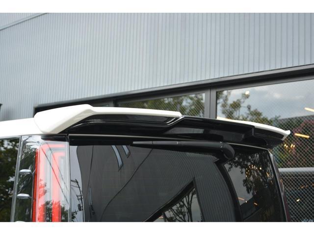 Gi プレミアムパッケージ ブラックテーラード ZEUS新車カスタムコンプリートカー・エアロ・F/S/R・グリル・FT・ダウンサス・18インチAW・マフラー・モデリスタ製リアスポイラー・カロッツェリアナビ・ETC・バックカメラ(17枚目)