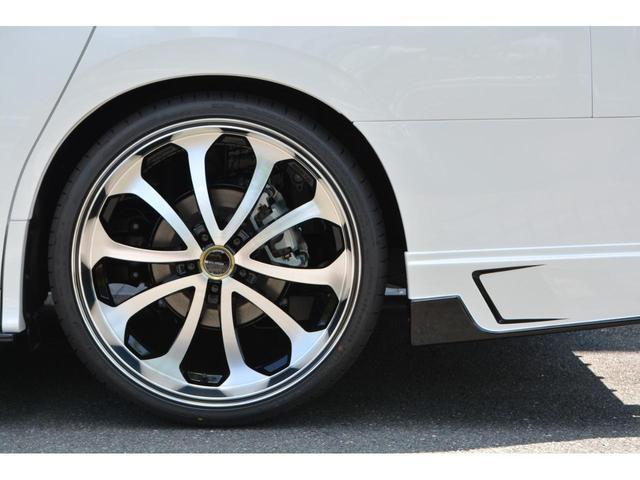 2.5S タイプゴールド ZEUS新車カスタムコンプリートカー!エアロ・F/S/R・グリル・FT・車高調・22インチAW・マフラー・ピラー・ディスプレイオーディオ・ETC・バックカメラ・ツインムーンルーフ付(10枚目)