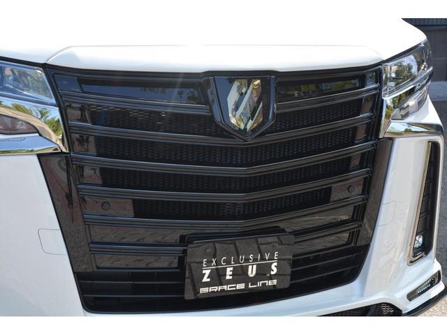 2.5S タイプゴールド ZEUS新車カスタムコンプリートカー!エアロ・F/S/R・グリル・FT・車高調・22インチAW・マフラー・ピラー・ディスプレイオーディオ・ETC・バックカメラ・ツインムーンルーフ付(15枚目)