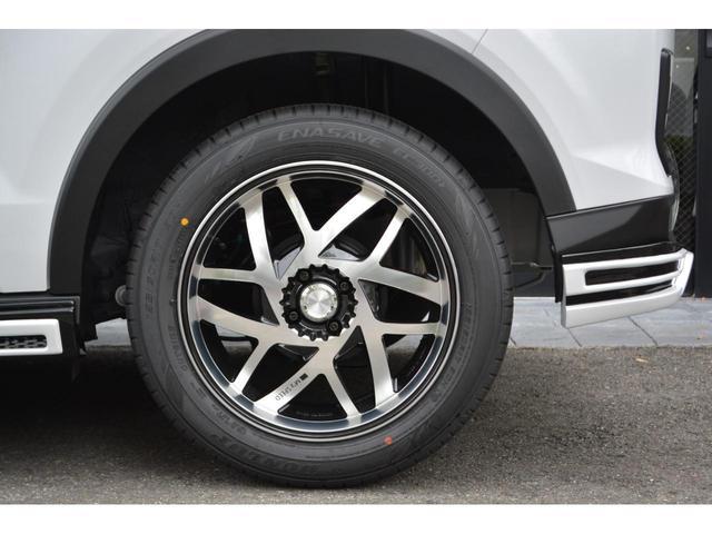 Z ZEUS新車カスタムコンプリートカー・エアロ・F/S/R/・17インチAW・アルパインナビ・ETC・ナビレディパッケージ付(10枚目)