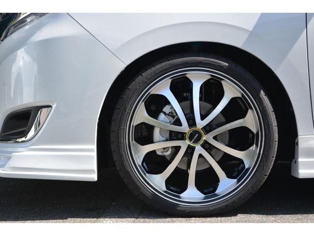 Gi 8人乗 ZEUS新車カスタムコンプリートカー・エアロ・F/S/R・グリル・FT・リアウィング・車高調・19インチAW・マフラー・カロッツェリア楽ナビ・ETC・バックカメラ(10枚目)