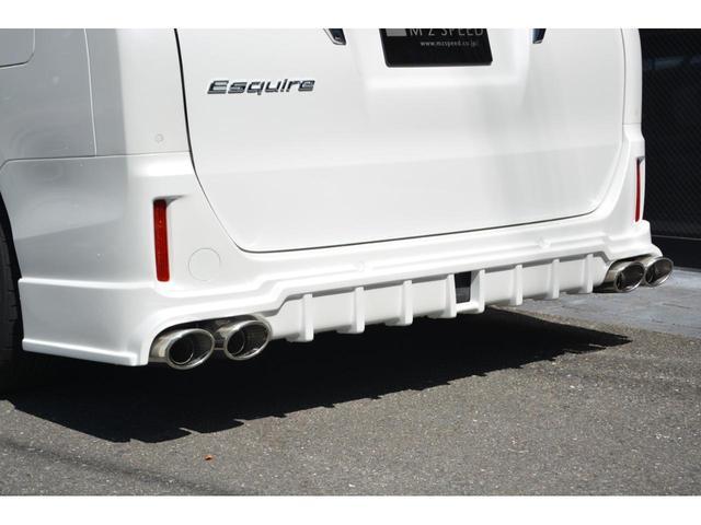 Gi 8人乗 ZEUS新車カスタムコンプリートカー・エアロ・F/S/R・グリル・FT・リアウィング・車高調・19インチAW・マフラー・カロッツェリア楽ナビ・ETC・バックカメラ(17枚目)