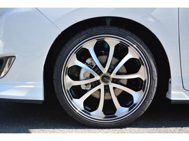 ハイブリッドGiプレミアムパッケジブラックテーラード 7人乗 ZEUS新車カスタムコンプリートカー・エアロ・F/S/R・グリル・FT・リアウィング・メッキピラー・車高調・19インチAW・マフラー・アルパイン11型ナビ・ETC・バックカメラ(7枚目)