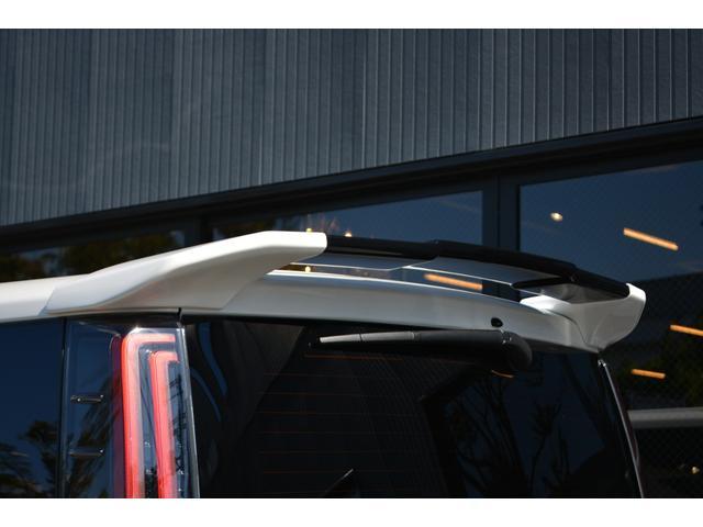 ハイブリッドGiプレミアムパッケジブラックテーラード 7人乗 ZEUS新車カスタムコンプリートカー・エアロ・F/S/R・グリル・FT・リアウィング・メッキピラー・車高調・19インチAW・マフラー・アルパイン11型ナビ・ETC・バックカメラ(18枚目)