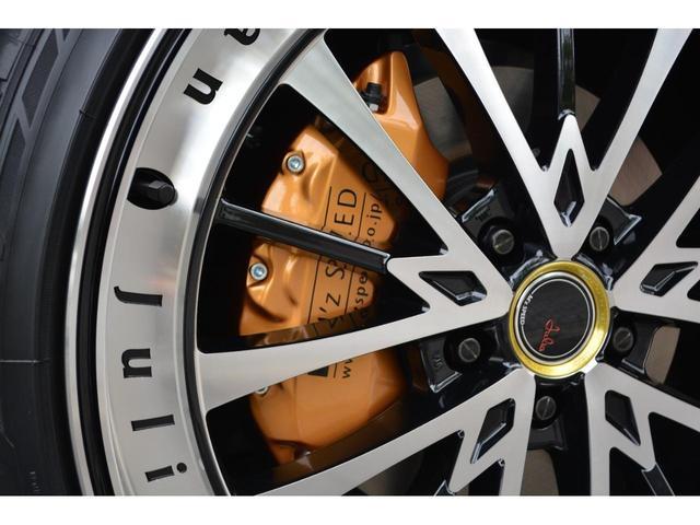 G ZEUS新車カスタムコンプリートカー・エアロ3点・グリル・リアウィング・メッキピラー・ドアミラー・車高調・22インチ・マフラー・LEDバックフォグ・キャリパーカバー・BSM・12.3型ナビ・ETC(11枚目)
