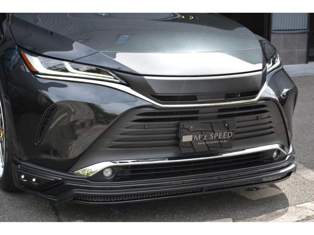 G ZEUS新車カスタムコンプリートカー・エアロ3点・グリル・リアウィング・メッキピラー・ドアミラー・車高調・22インチ・マフラー・LEDバックフォグ・キャリパーカバー・BSM・12.3型ナビ・ETC(13枚目)