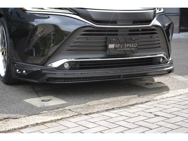 G ZEUS新車カスタムコンプリートカー・エアロ3点・グリル・リアウィング・メッキピラー・ドアミラー・車高調・22インチ・マフラー・LEDバックフォグ・キャリパーカバー・BSM・12.3型ナビ・ETC(14枚目)