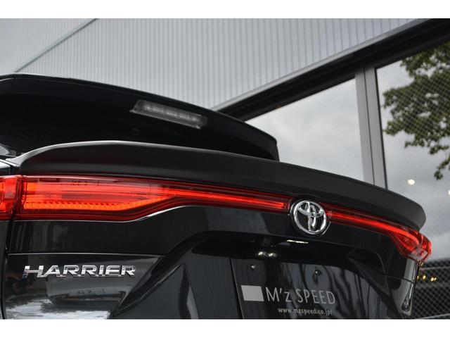 G ZEUS新車カスタムコンプリートカー・エアロ3点・グリル・リアウィング・メッキピラー・ドアミラー・車高調・22インチ・マフラー・LEDバックフォグ・キャリパーカバー・BSM・12.3型ナビ・ETC(19枚目)