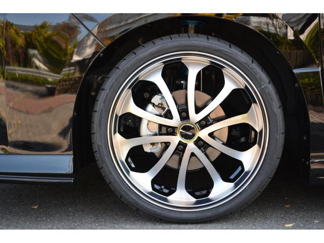 ZS 煌III 7人乗 ZEUS新車カスタムコンプリートカー・エアロ・F/S/R・グリル・FT・車高調・19インチAW・マフラー・アルパインナビ・ETC・バックカメラ(10枚目)