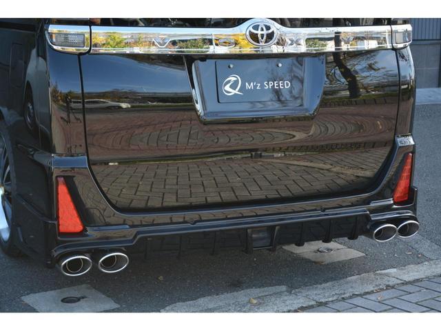 ZS 煌III 7人乗 ZEUS新車カスタムコンプリートカー・エアロ・F/S/R・グリル・FT・車高調・19インチAW・マフラー・アルパインナビ・ETC・バックカメラ(19枚目)