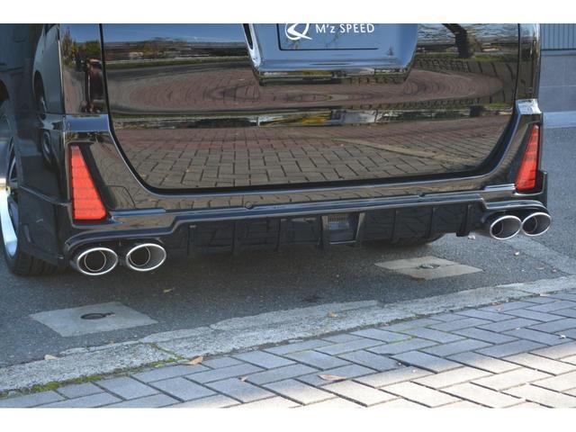 ZS 煌III 7人乗 ZEUS新車カスタムコンプリートカー・エアロ・F/S/R・グリル・FT・車高調・19インチAW・マフラー・アルパインナビ・ETC・バックカメラ(20枚目)