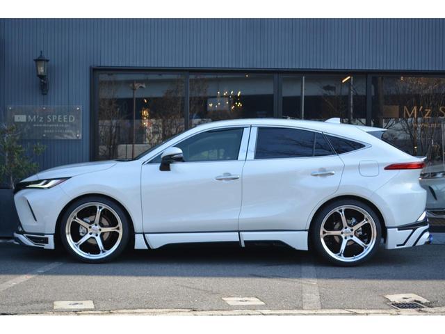 Z ZEUS新車カスタムコンプリートカー・エアロ3点・ABSグリル・ABSリアゲートスポイラー・ピラー・車高調・22インチ・チタンマフラー・パノラミックビュー(3枚目)