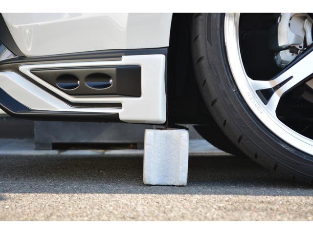 Z ZEUS新車カスタムコンプリートカー・エアロ3点・ABSグリル・ABSリアゲートスポイラー・ピラー・車高調・22インチ・チタンマフラー・パノラミックビュー(10枚目)